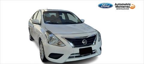 Nissan Versa SENSE AT 1.6L usado (2018) color Blanco precio $195,900