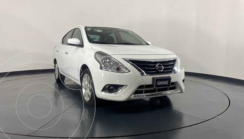 Nissan Versa Advance Aut usado (2018) color Blanco precio $204,999