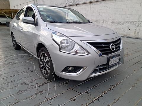 Nissan Versa Exclusive NAVI Aut usado (2019) color Plata Dorado precio $270,000
