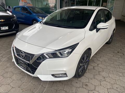 Nissan Versa Advance usado (2020) color Blanco precio $269,000