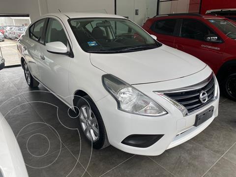 Nissan Versa Sense usado (2019) color Blanco precio $205,000