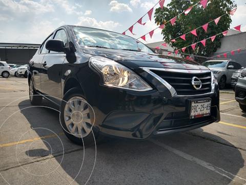 Nissan Versa Drive A/A usado (2020) color Negro precio $199,800