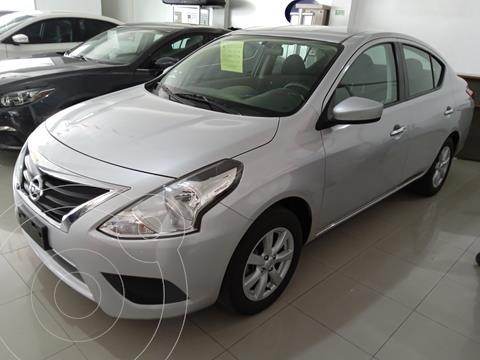 Nissan Versa Sense Aut usado (2018) color Plata precio $199,900