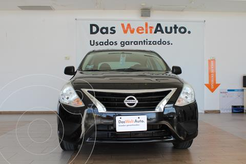 Nissan Versa DRIVE L4 1.6L MT usado (2018) color Negro precio $160,000