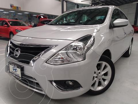 Nissan Versa Advance usado (2018) color Plata Dorado precio $184,900