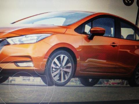 Nissan Versa 4 PTS ADVANCE, AT, A/AC, VE, F NIEBLA, RA-15 usado (2012) color Blanco precio $120,312