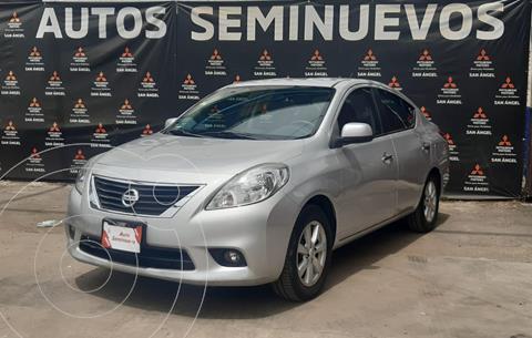 Nissan Versa Advance usado (2012) color Plata precio $130,000