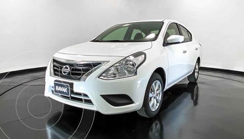 foto Nissan Versa Sense usado (2019) color Blanco precio $204,999
