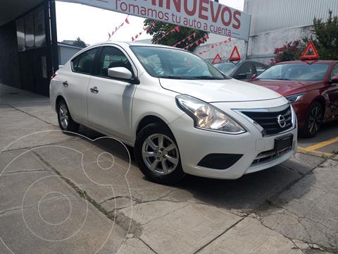 Nissan Versa Sense Aut usado (2019) color Blanco precio $249,800