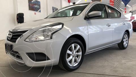 Nissan Versa Sense Aut usado (2019) color Plata precio $199,000