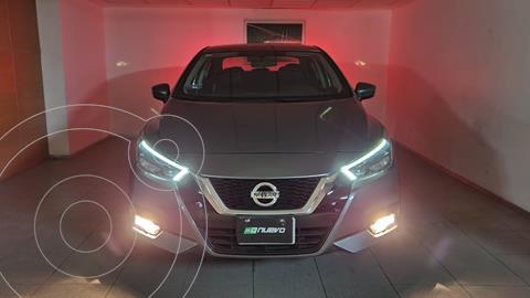Nissan Versa Exclusive Aut usado (2020) color Gris precio $289,000