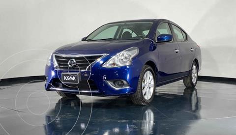 Nissan Versa Advance Aut usado (2018) color Azul precio $187,999