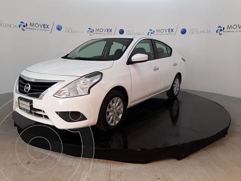 Nissan Versa Sense Aut usado (2018) color Blanco precio $199,000