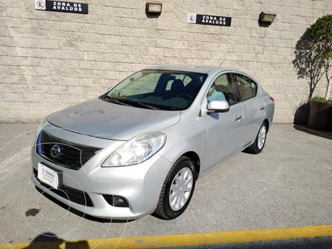Nissan Versa Sense  usado (2014) color Plata Dorado precio $115,000
