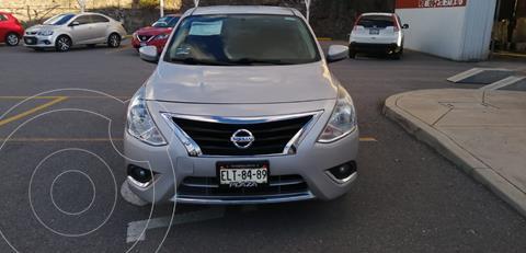 Nissan Versa Advance usado (2016) color Plata Dorado precio $139,000