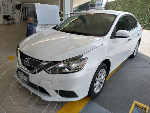 Nissan Versa SENSE MT usado (2019) color Blanco Candy precio $240,000