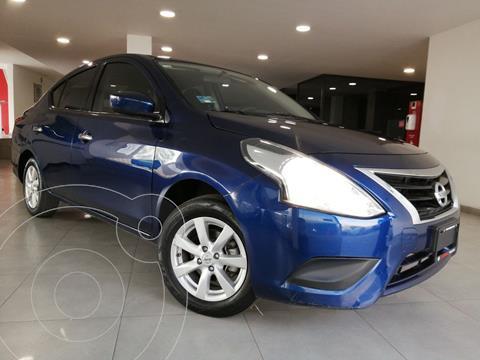 Nissan Versa Sense usado (2019) color Azul precio $199,800