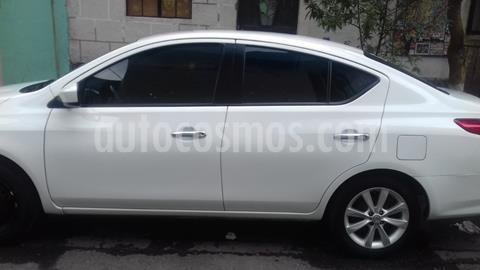 Nissan Versa Advance usado (2018) color Blanco precio $177,000