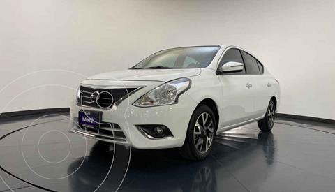 Nissan Versa Exclusive Aut usado (2018) color Blanco precio $227,999