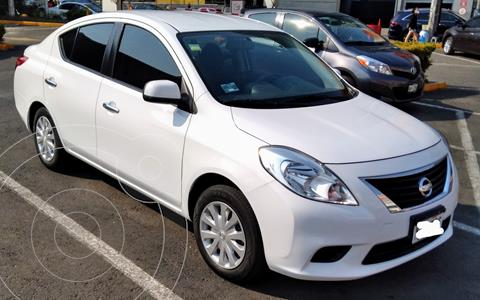 Nissan Versa Sense usado (2012) color Blanco precio $113,000