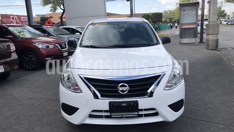 foto Nissan Versa Drive A/A usado (2019) color Blanco precio $165,000
