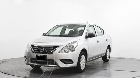 foto Nissan Versa Drive usado (2018) color Plata Dorado precio $167,000