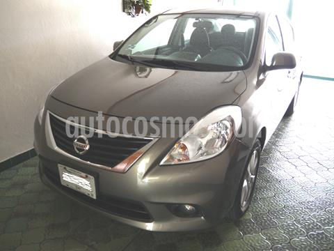 Nissan Versa Advance Aut usado (2012) color Gris precio $110,000