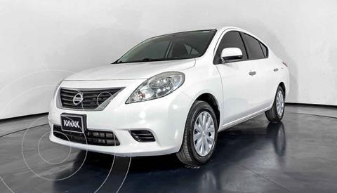 Nissan Versa Sense  usado (2014) color Blanco precio $124,999