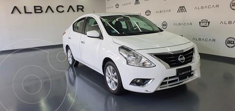 Nissan Versa Advance usado (2018) color Blanco precio $194,900
