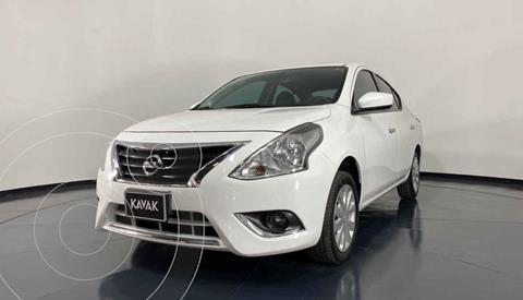 Nissan Versa Advance usado (2018) color Blanco precio $197,999