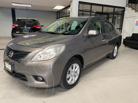 Nissan Versa Advance usado (2012) color Marron precio $125,000