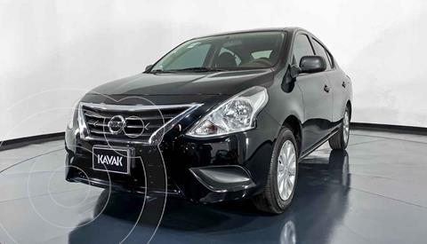 Nissan Versa Drive usado (2018) color Negro precio $162,999