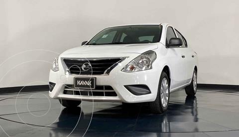 Nissan Versa Drive usado (2019) color Blanco precio $179,999