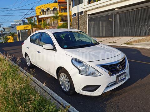 Nissan Versa Advance usado (2017) color Blanco precio $128,000