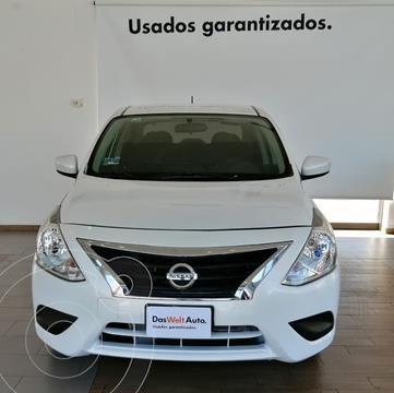 Nissan Versa SENSE MT usado (2019) color Blanco precio $205,000