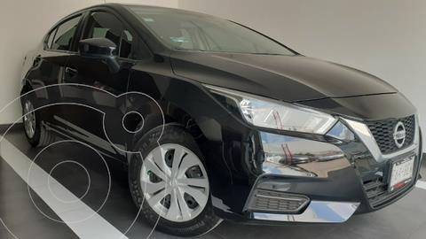 Nissan Versa Sense usado (2020) color Negro precio $245,800