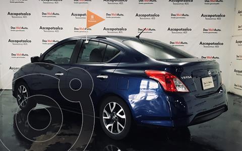 Nissan Versa Drive usado (2018) color Azul precio $228,990