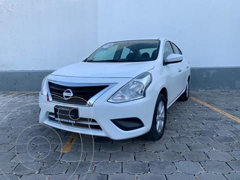 Nissan Versa Sense usado (2019) color Blanco precio $194,900