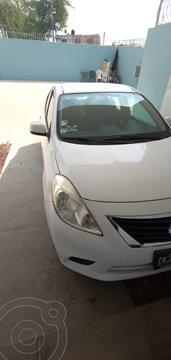 Nissan Versa Sense Aut  usado (2013) color Blanco precio $109,900