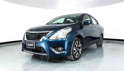 Nissan Versa Exclusive Aut  usado (2015) color Azul precio $164,999