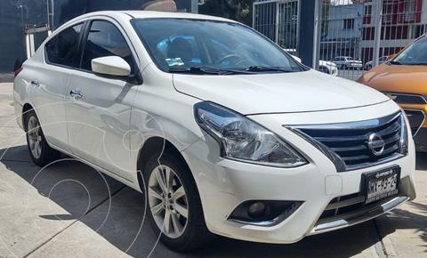 Nissan Versa Advance usado (2016) color Blanco precio $170,000