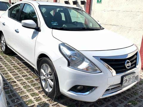 Nissan Versa Advance Aut usado (2015) color Blanco precio $142,000