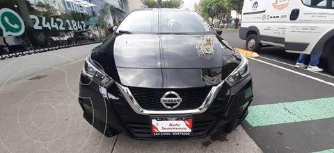 foto Nissan Versa Sense usado (2020) color Negro precio $242,000