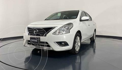 Nissan Versa Advance Aut usado (2015) color Blanco precio $159,999