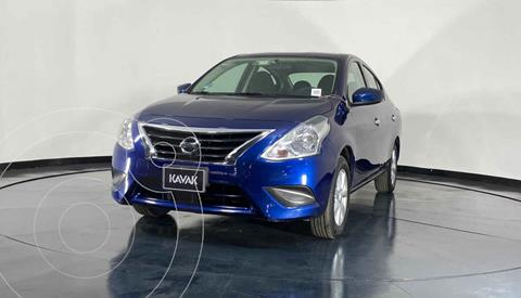 Nissan Versa Sense Aut usado (2019) color Azul precio $219,999