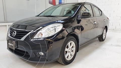 Nissan Versa Advance usado (2012) color Negro precio $105,000