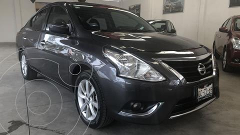 Nissan Versa Advance usado (2018) color Acero precio $189,000