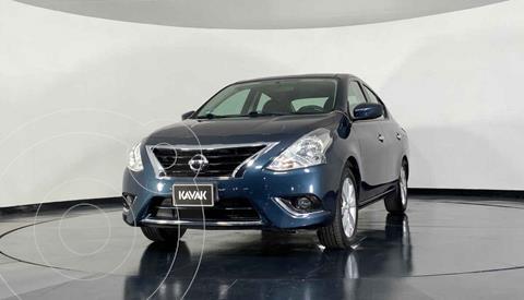 Nissan Versa Advance Aut usado (2016) color Azul precio $164,999