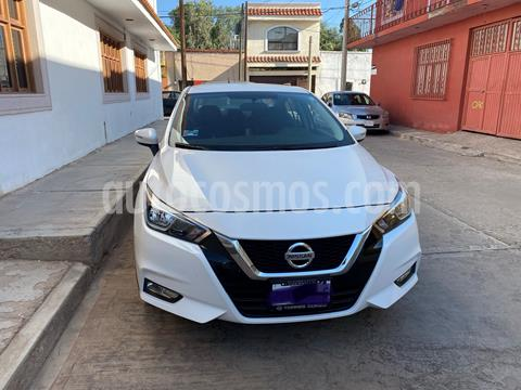 Nissan Versa Advance Aut usado (2020) color Blanco precio $235,000