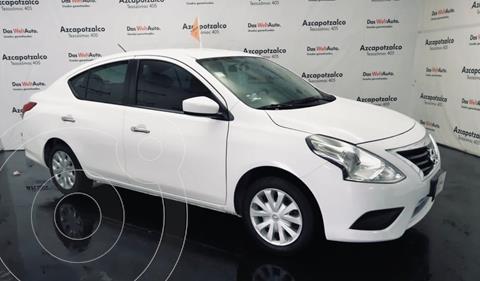 Nissan Versa Sense usado (2018) color Blanco precio $164,990
